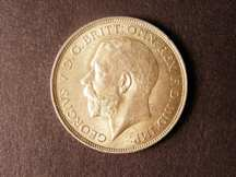London Coins : A124 : Lot 394 : Florin 1913 ESC 932 UNC with pleasing tone, some contact marks on the obverse barely detract