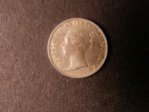 London Coins : A124 : Lot 406 : Groat 1842 ESC 1937A with 2 over 1 in the date. EF or better with light toning and rare as such