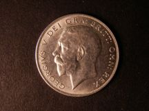 London Coins : A124 : Lot 494 : Halfcrown 1925 ESC 772 AU/GEF and rare in high grade