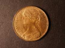 London Coins : A124 : Lot 700 : Penny 1862 Freeman 39 dies 6+G UNC the obverse with virtually full lustre, the reverse with toni...