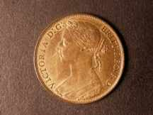 London Coins : A124 : Lot 762 : Penny 1886 Freeman 123 dies 12+N UNC with about 80% lustre