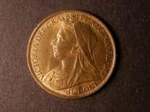 London Coins : A124 : Lot 783 : Penny 1895 Freeman 141 dies 1+B UNC with good lustre