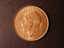 London Coins : A124 : Lot 824 : Penny 1917 Freeman 181 dies 2+B UNC with good lustre