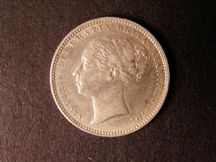 London Coins : A124 : Lot 888 : Shilling 1882 ESC 1341 GEF, scarce