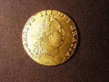 London Coins : A126 : Lot 1063 : Guinea 1788 S.3729 GVF
