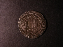 London Coins : A126 : Lot 798 : Groat Henry VII facing bust London mint Class IIIb mintmark Escallop S.2198A NVF