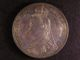 London Coins : A127 : Lot 1351 : Crown 1887 Proof ESC 297 nFDC nicely toned with a few light contact marks on the obverse