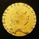 London Coins : A127 : Lot 1510 : Guinea 1797 S.3729 Lustrous About as struck with a couple of minor flan faults on the obverse, s...