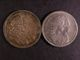 London Coins : A127 : Lot 639 : William & Mary, Official Coronation issue by J.Roettiers, silver, rev. Phaethon fall...