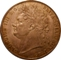 London Coins : A128 : Lot 1364 : Halfcrown 1821 ESC 631 Unc pleasing grey orange tone over subdued lustre, small striking fault o...