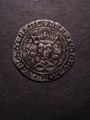 London Coins : A129 : Lot 1058 : Groat Henry VI Rosette-Mascle Issue Calais Mint S.1859 mintmark incurved pierced Cross pleasing VF