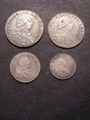 London Coins : A129 : Lot 1610 : Maundy Set 1800 ESC 2421 GVF-EF