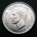 London Coins : A129 : Lot 1806 : Shilling 1938 Scottish ESC 1455 Lustrous UNC