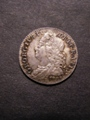 London Coins : A129 : Lot 1856 : Sixpence 1758 ESC 1623 Toned UNC with minor cabinet friction