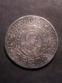 London Coins : A129 : Lot 801 : German States - Saxony Thaler 1614 swan KM#44 GF or slightly better