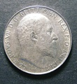 London Coins : A130 : Lot 1204 : Florin 1905 ESC 923 EF/NEF, Very Rare