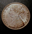 London Coins : A130 : Lot 1576 : Penny 1870 Freeman 60 dies 6+G Narrow Date Gouby BP1870Aa EF with a striking flaw on the portrait