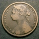 London Coins : A130 : Lot 1594 : Penny 1874H Freeman 76 dies 7+I rated R17 by Freeman, seldom seen in any grade, NF/VG with a...