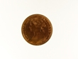 London Coins : A130 : Lot 2066 : Farthing 1873 Low 3 in date CGS variety 02 CGS UNC 85