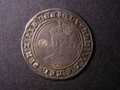 London Coins : A131 : Lot 1019 : Shilling Edward VI Fine Silver issue (1551-1553) S.2482 mintmark Tun Fine and pleasing