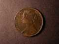 London Coins : A131 : Lot 1649 : Penny 1875H Freeman 85 dies 8+J GVF/NEF Rare