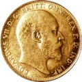 London Coins : A131 : Lot 1966 : Sovereign 1909C Marsh 184 GEF/EF Very Rare with a mintage of just 16,300 pieces