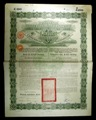 London Coins : A132 : Lot 23 : China, Chinese Imperial Government Gold Loan of 1896, bond for £100 issued by the Deut...