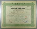 London Coins : A132 : Lot 45 : China, United Theatres, incorporated in the U.S.A., certificate for shares of five taels...