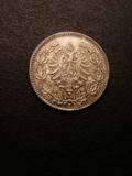 London Coins : A133 : Lot 1336 : Germany - Empire 50 Pfennigs 1877H KM#8 UNC toned, scarce