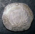 London Coins : A133 : Lot 147 : Halfcrown Commonwealth 165- (last digit poorly struck, may be a 4) Fine or better with a few sma...