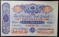 London Coins : A133 : Lot 3398 : Scotland Clydesdale Bank Limited £5 dated 12th January 1949 serial No.BD0002645, Pick190&#...