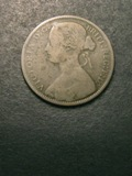 London Coins : A133 : Lot 698 : Penny 1874H Freeman 69 dies 6+I  VG Very Rare with the distinguishing features clear