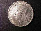 London Coins : A134 : Lot 1877 : Crown 1928 ESC 368 EF with some hairlines behind the bust