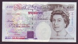 London Coins : A134 : Lot 808 : Twenty Pounds Kentfield. B374. Number X01 001001. The first 1 to 1000 of this note to the best of ou...