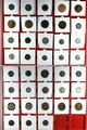 London Coins : A139 : Lot 2678 : India (38) Quarter Rupee (8) 1840, 1862, 1897, 1898, 1907, 1910, 1936, 1...