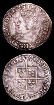 London Coins : A153 : Lot 2106 : Groats (2) Philip and Mary S.2508 mintmark Lis, Fine/Good Fine with some old scratches, Mary S.2492 ...