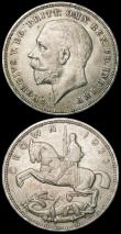 London Coins : A163 : Lot 2581 : Crowns (2) 1937 Proof ESC 393, Bull 4021, UNC to nFDC nicely toned with a few minor spots visible un...