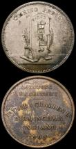 London Coins : A167 : Lot 1834 : Engraved (2) of Naval and Military interest, George V Pennies (2) the first engraved Sgt. H.Lawson 2...