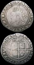London Coins : A167 : Lot 441 : Sixpences (2) Elizabeth I Seventh Issue 1602 S.2585 mintmark 2 portrait VG legends Fine and bold, El...