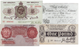 Menu : How to sell your English (British) Banknotes