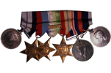 Menu : How to sell your Commemorative and Campaign Medals
