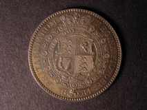 London Coins : A122 : Lot 1629 : Halfcrown 1884 Pattern ESC 742, Davies 636, struck in silver on a 32mm flan, Obverse:...