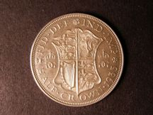 London Coins : A124 : Lot 504 : Halfcrown 1935 Proof Coincraft G5HC-190 some very light toning otherwise FDC