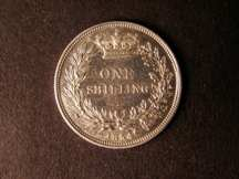 London Coins : A124 : Lot 867 : Shilling 1854 ESC 1302 Bright EF and very rare in this high grade, Ex-Andrew Wayne collection Lo...