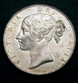 London Coins : A129 : Lot 1179 : Crown 1821 SECUNDO ESC 246 Bright EF with some hairlines and surface marks