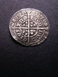 London Coins : A133 : Lot 125 : Groat Edward IV First Reign Light Coinage (1464-1470) London Mint Quatrefoils at neck S.2000 mintmar...