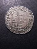 London Coins : A133 : Lot 136 : Groat Henry VIII Third Coinage Canterbury mint S.2373 About Fine
