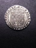 London Coins : A133 : Lot 211 : Sixpence James I Second Coinage 1606 mintmark Escallop S.2658 NVF with evidence of clipping