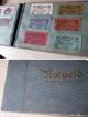 London Coins : A139 : Lot 319 : Germany notgeld in original 1920s album (approx.590) many full sets and some larger size, mostly...