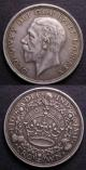 London Coins : A141 : Lot 1309 : Crowns Wreaths 1927 ESC 367 Fine and 1928 ESC 368 Toned VF